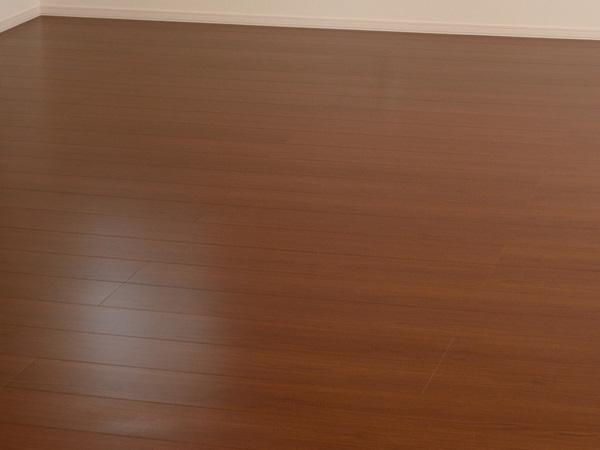 すべりにくい床材